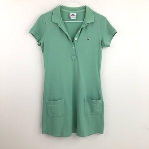 Lacoste shirtdress